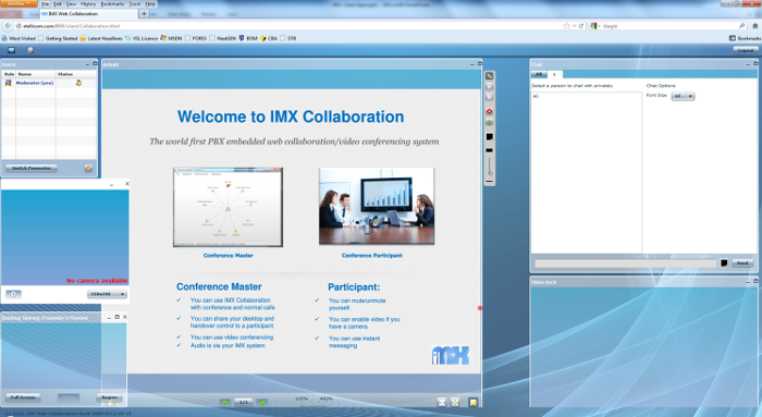 IMX Collabration Module